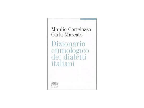 画像1: イタリア語 方言語源辞書 【A1】【A2】【B1】【B2】【C1】【C2】