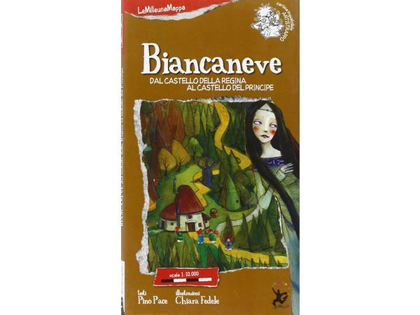 画像1: イタリア語 絵本マップ 「白雪姫」を読む 対象年齢5歳以上【A1】