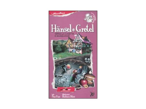 画像1: イタリア語 絵本マップ 「ヘンゼルとグレーテル」を読む 対象年齢5歳以上【A1】
