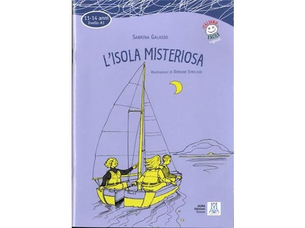 画像1: CD付き 11-14歳向けテキスト ミステリーの島へ イタリア語【A1】