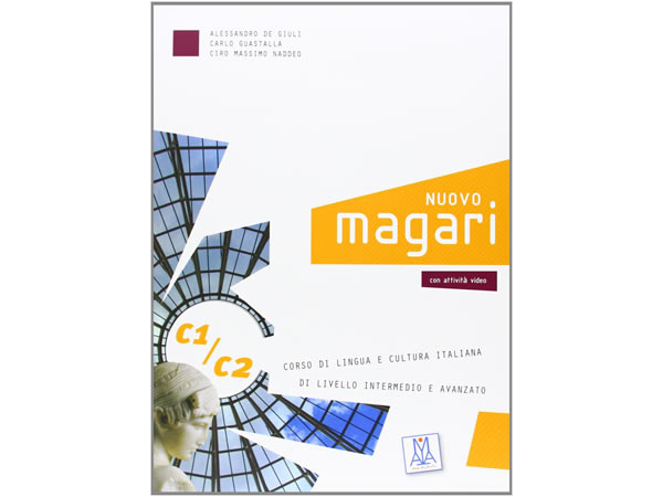 画像1: ベーシック イタリア語 Magari C1.C2. CD付き授業用教科書【C1】【C2】