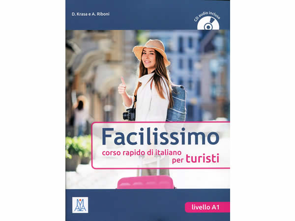画像1: イタリア語 短期滞在のためのイタリア語 CD付属 Facilissimo. Corso rapido di lingua italiana. Con CD Audio 【A1】