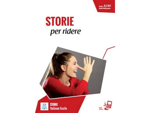 画像1: オーディオ付き 小話で学ぶイタリア語 STORIE per ridere【A2】【B1】