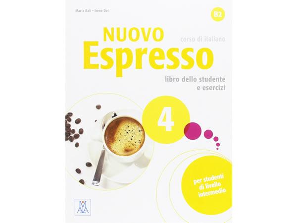 画像1: イタリア語を勉強しよう Nuovo Espresso 4 DVD ROM付き教科書&問題集 【B2】