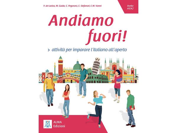 画像1: イタリア語 イタリア語のスピーキング練習 Andiamo fuori! 【A1】【A2】