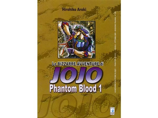 画像1: イタリア語で読む、荒木飛呂彦の「ジョジョの奇妙な冒険 ファントムブラッド」1巻-3巻 【B1】