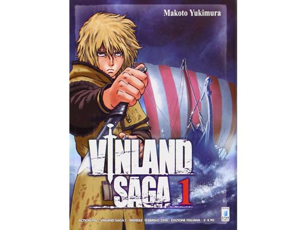 画像1: イタリア語で読む、幸村誠の「ヴィンランド・サガ」1巻-20巻 【B1】