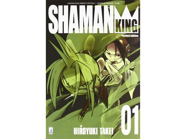 画像1: イタリア語で読む、武井宏之の「シャーマンキング」1巻-27巻 【B1】