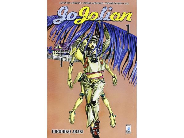 画像1: イタリア語で読む、荒木飛呂彦の「ジョジョの奇妙な冒険 ジョジョリオン」1巻-15巻 【B1】