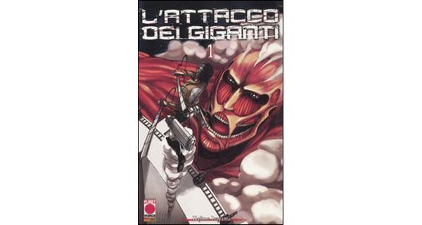 画像1: イタリア語で読む、諫山創の「進撃の巨人」1巻-23巻 【B1】