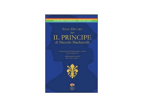 画像1: CD オーディオブック ニッコロ・マキャヴェッリの「君主論」 【C1】