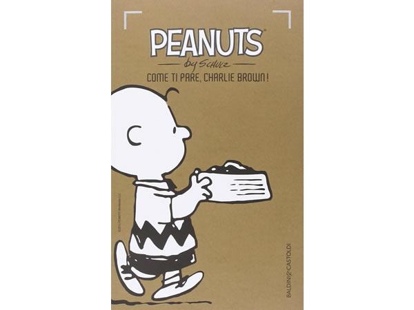 画像1: イタリア語で漫画、ピーナッツを読む  Come ti pare, Charlie Brown!: 2【B1】