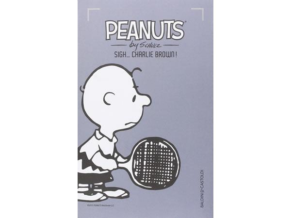 画像1: イタリア語で漫画、ピーナッツを読む  Sigh... Charlie Brown!: 10【B1】
