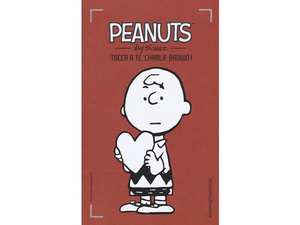 画像1: イタリア語で漫画、ピーナッツを読む  Tocca a te, Charlie Brown!: 16【B1】