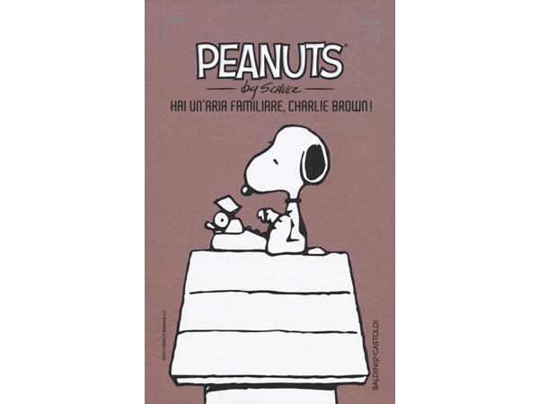 画像1: イタリア語で漫画、ピーナッツを読む  Hai un'aria familiare, Charlie Brown!: 24【B1】