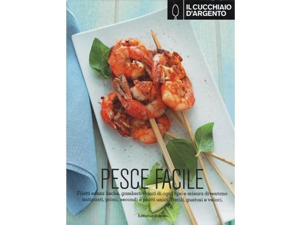 画像1: Cucchiaio d'argento イタリア語で作るイタリアの簡単な魚介料理レシピ 【B1】【B2】
