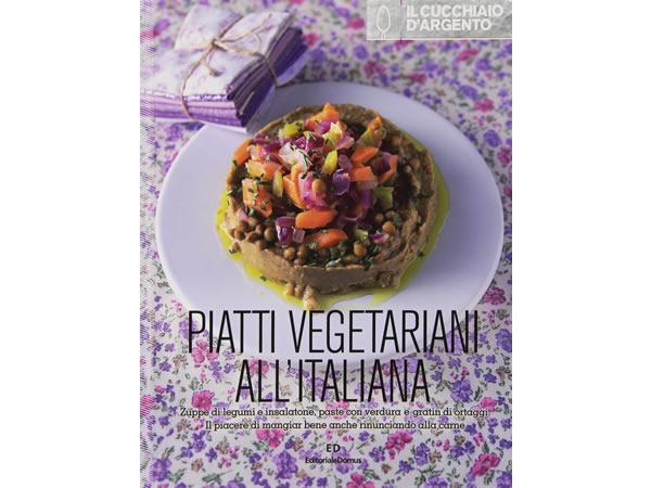 画像1: Cucchiaio d'argento イタリア語で作るイタリアのヴェジタリアン料理 【B1】【B2】