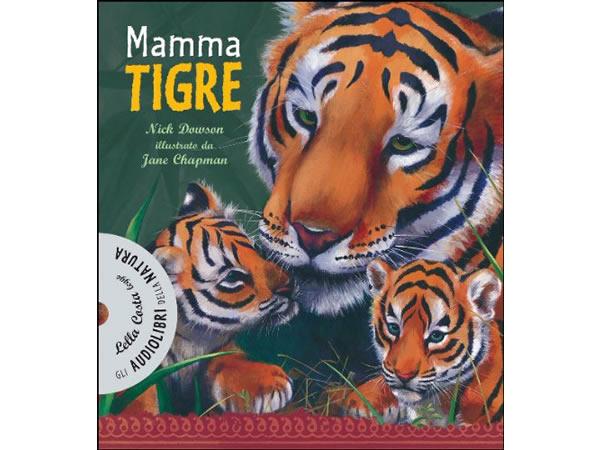 画像1: CD 本とCD両方楽しめるオーディオブック Mamma tigre. Con CD Audio 【A1】【A2】【B1】【B2】