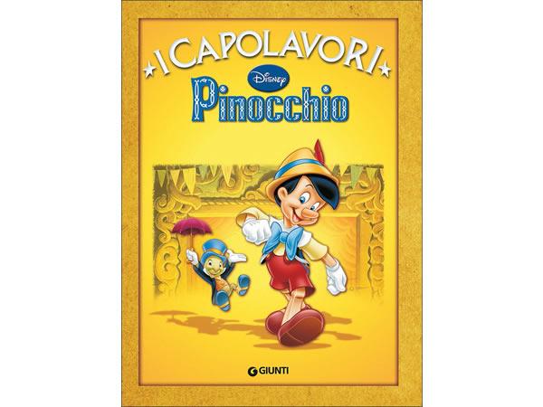 画像1: イタリア語でディズニー傑作集の絵本・児童書「ピノッキオの冒険」を読む 対象年齢5歳以上【A1】
