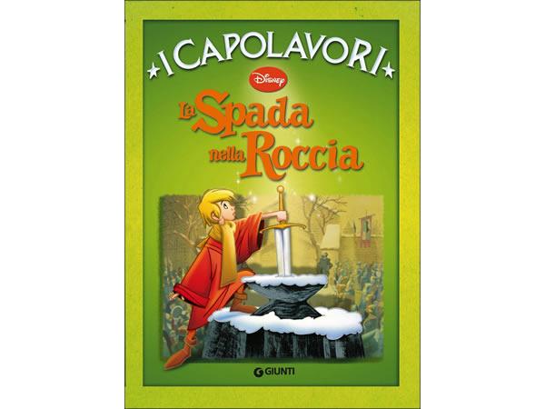 画像1: イタリア語でディズニー傑作集の絵本・児童書「王様の剣」を読む 対象年齢5歳以上【A1】