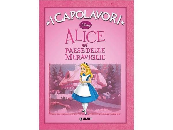 画像1: イタリア語でディズニー傑作集の絵本・児童書「不思議の国のアリス」を読む 対象年齢5歳以上【A1】