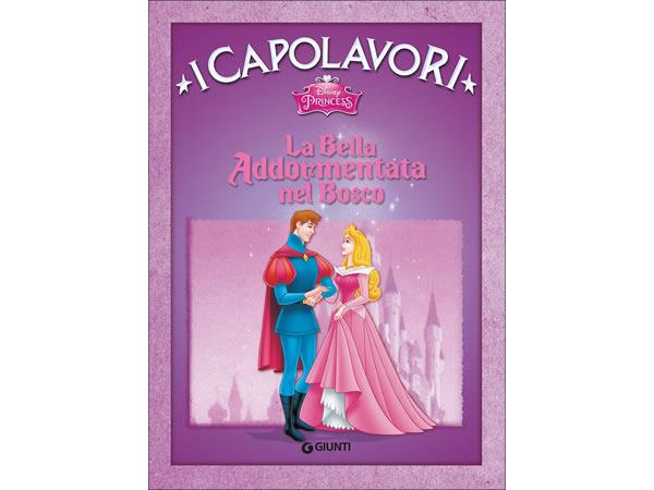 画像1: イタリア語でディズニー傑作集の絵本・児童書「眠れる森の美女」を読む 対象年齢5歳以上【A1】