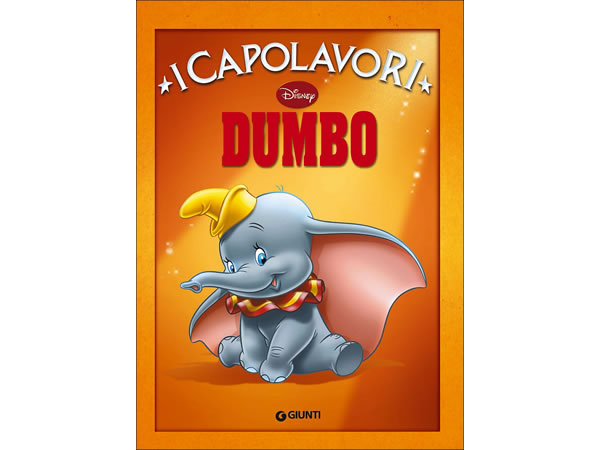 画像1: イタリア語でディズニー傑作集の絵本・児童書「ダンボ」を読む 対象年齢5歳以上【A1】
