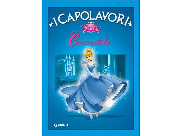 画像1: イタリア語でディズニー傑作集の絵本・児童書「シンデレラ」を読む 対象年齢5歳以上【A1】