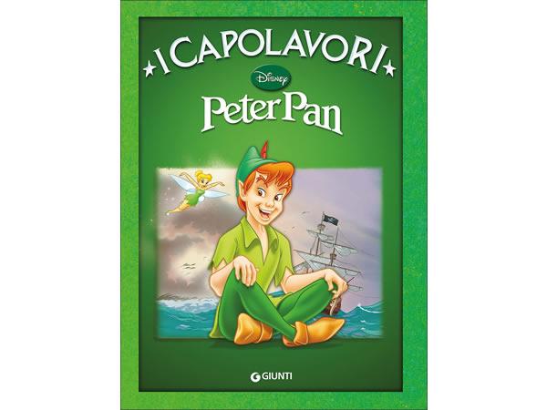 画像1: イタリア語でディズニー傑作集の絵本・児童書「ピーター・パン」を読む 対象年齢5歳以上【A1】