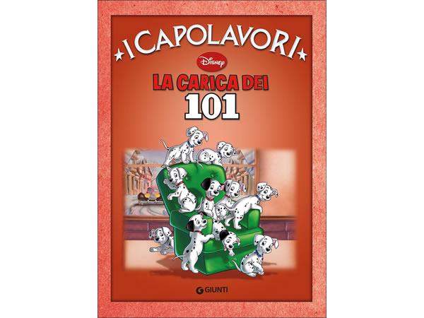 画像1: イタリア語でディズニー傑作集の絵本・児童書「101匹わんちゃん」を読む 対象年齢5歳以上【A1】