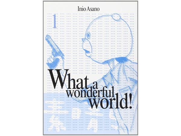 画像1: イタリア語で読む、浅野いにおの「素晴らしい世界」1巻、2巻 【B1】