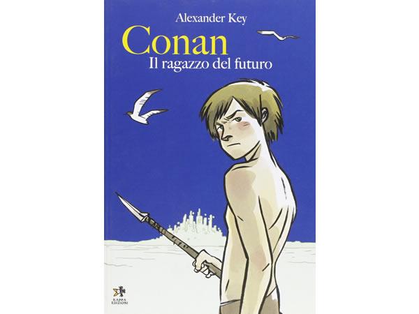 画像1: 原作で読もう、イタリア語で読むアレグザンダー・ケイ、『未来少年コナン』の原作「残された人びと」 【C1】