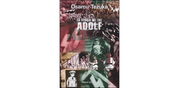 画像1: イタリア語で読む、手塚治虫の「アドルフに告ぐ」1巻、2巻、3巻 【B2】【C1】