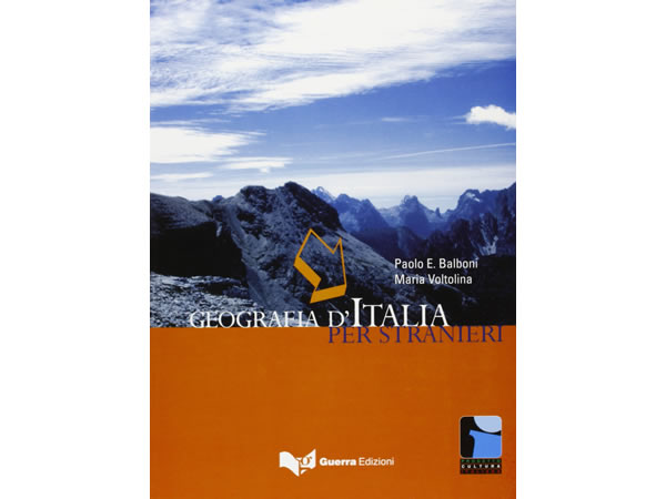 画像1: イタリア語 イタリアの地理で学ぶイタリア語  GEOGRAFIA D'ITALIA PER STRANIERI【B2】【C1】【C2】