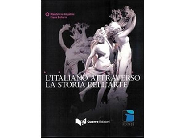 画像1: イタリア語 美術史で学ぶイタリア語 L'italiano attraverso la storia dell'arte【B2】【C1】【B2】