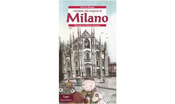 画像1: 子供のためのミラノ・ガイドブック 【A2】【B1】 【B2】