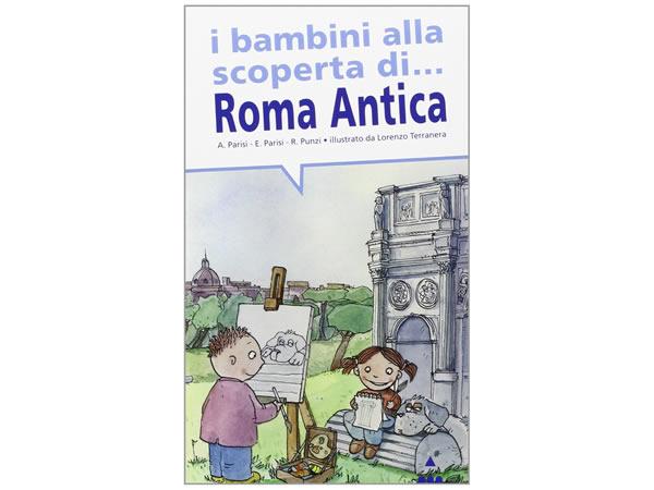 画像1: 子供のための古代ローマ・ガイドブック 【A2】【B1】 【B2】
