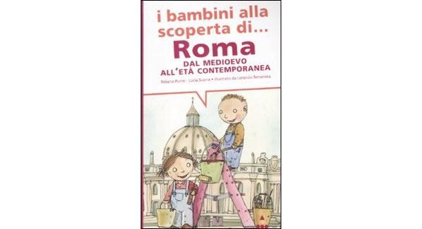 画像1: 子供のためのローマ・ガイドブック 中世から現代まで 【A2】【B1】 【B2】