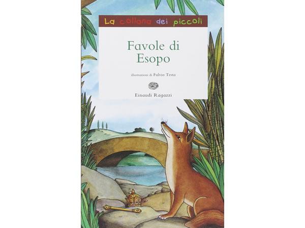 画像1: イタリア語で読む、イソップ童話集 【B2】【C1】