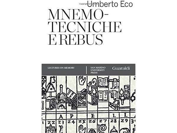 画像1: イタリアの作家ウンベルト・エーコの「Mnemotecniche e rebus」 【C1】【C2】
