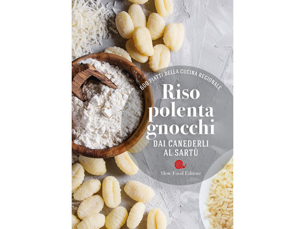 画像1: スローフード イタリア語で作るイタリア料理 米、ポレンタ、ニョッキ レシピ600 【B2】