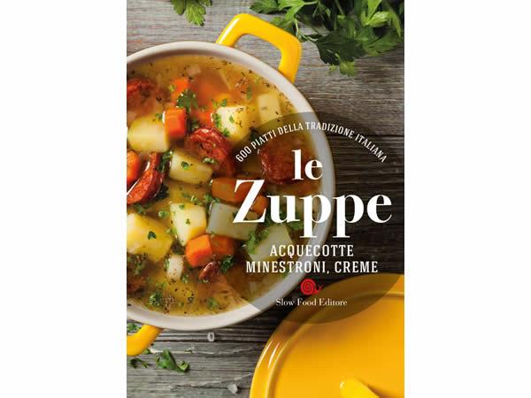 画像1: スローフード イタリア語で作るイタリア料理 スープ レシピ600 【B2】