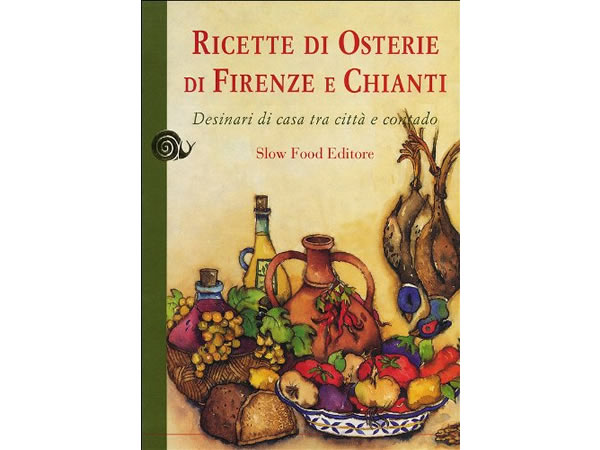 画像1: スローフード イタリア語で知るフィレンツェとトスカーナ地方のオステリア・レシピ 【B2】