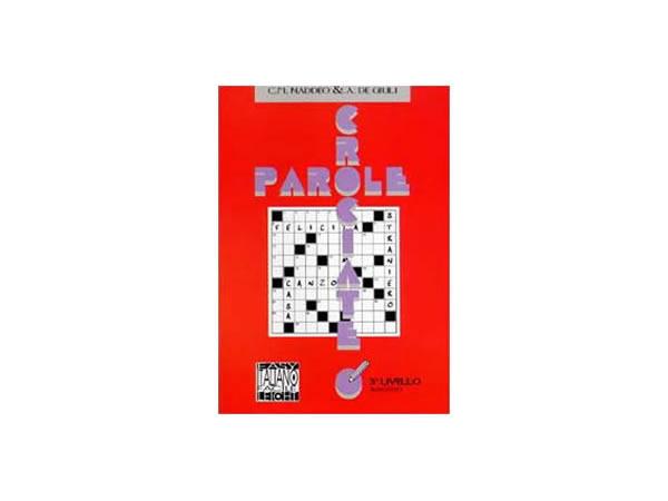 画像1: イタリア語実用単語で遊ぶクロスワード 3 【B1】【B2】【C1】