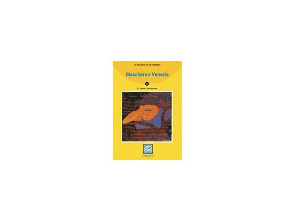 画像1: CD付き ストーリーにそって学ぶ単語1000 Maschere a Venezia イタリア語【A1】【A2】