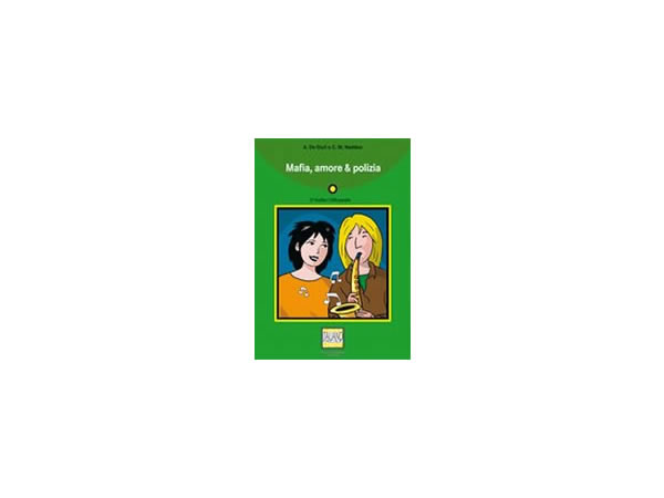 画像1: CD付き ストーリーにそって学ぶ単語1500  Mafia, amore & polizia イタリア語【A2】