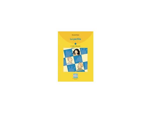 画像1: CD付き ストーリーにそって学ぶ単語1000 La partita イタリア語【A1】【A2】