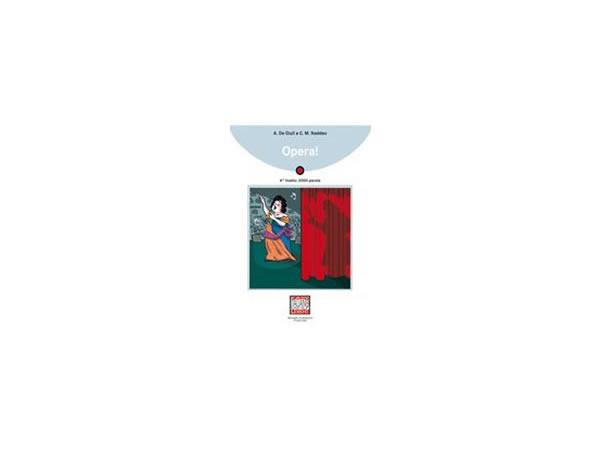 画像1: CD付き ストーリーにそって学ぶ単語2000 Opera! イタリア語【B1】