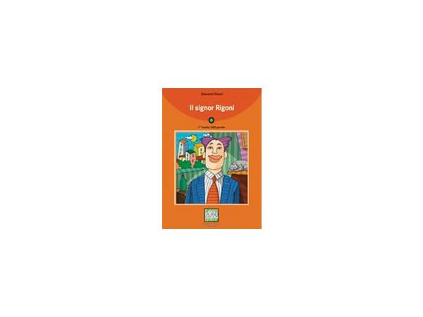 画像1: CD付き ストーリーにそって学ぶ単語500 Il signor Rigoni イタリア語 【A1】