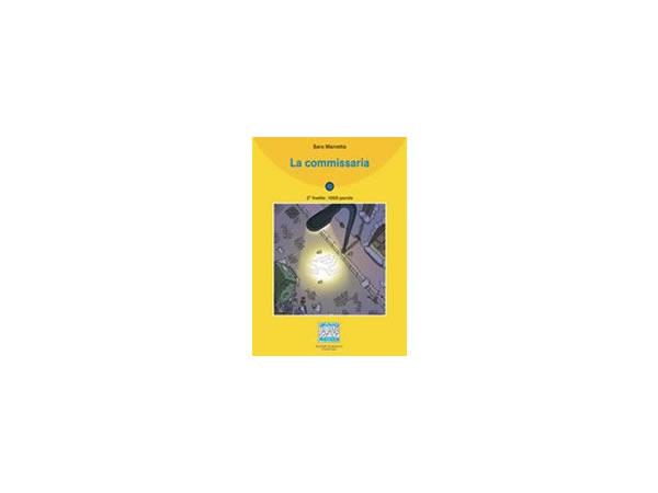 画像1: CD付き ミステリーストーリーにそって学ぶ単語1000 La commissaria【A1】【A2】
